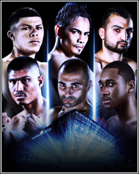 LIVE DONAIRE VS. DARCHINYAN II ROUND-BY-ROUND COVERAGE