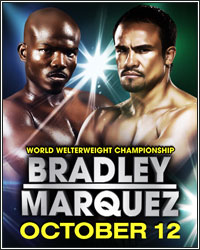 TIMOTHY BRADLEY EDGES JUAN MANUEL MARQUEZ VIA SPLIT DECISION