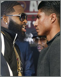 ADRIEN BRONER VS. MIKEY GARCIA 140-POUND SHOWDOWN OFFICIALLY ANNOUNCED FOR JULY 29