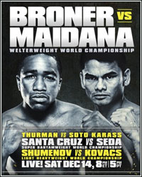 HOLIDAY TOY DRIVE GIVES FANS A COMPLIMENTARY TICKET TO BRONER VS. MAIDANA
