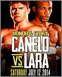 CANELO ALVAREZ WINS NARROW SPLIT DECISION OVER ERISLANDY LARA