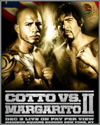 OBSERVE AND FIGHT: COTTO THE HERO AND MARGARITO THE VILLAIN