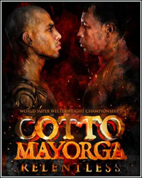 COTTO AND MAYORGA MAKE WEIGHT; COTTO REFUSES FACEOFF AGAIN