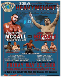 CROWN BOXING RETURNS TO THE ORLEANS ON MAY 22