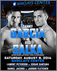 SADAM ALI AND ANTHONY PETERSON SET FOR SHOWTIME EXTREME TELECAST LEADING UP TO GARCIA VS. SALKA