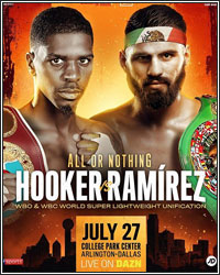 JOSE RAMIREZ VS. MAURICE HOOKER: HOW THINGS SHOULD BE?