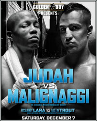 PAULIE MALIGNAGGI WINS BROOKLYN BRAGGING RIGHTS; SCHOOLS ZAB JUDAH TO WIN UNANIMOUS DECISION