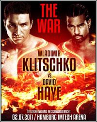 KLITSCHKO DOMINATES RELUCTANT HAYE; WINS UNANIMOUS DECISION