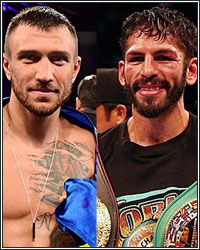LOMACHENKO VS. LINARES DONE DEAL FOR MAY 12 AT MADISON SQUARE GARDEN; ESPN WILL TELEVISE