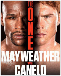 FLOYD MAYWEATHER AND CANELO ALVAREZ KICK OFF FIGHT WEEK IN GRAND FASHION