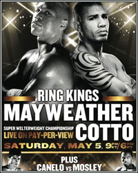 MAYWEATHER/COTTO FACE OFF WITH MAX KELLERMAN PREMIERES APRIL 3 ON HBO