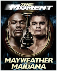 FLOYD MAYWEATHER DEFEATS MARCOS MAIDANA VIA MAJORITY DECISION