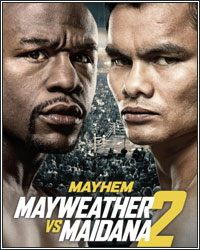 MAYWEATHER VS. MAIDANA 2 TO BE BROADCAST TO NEARLY 570 SELECT MOVIE THEATERS