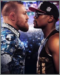 MAYWEATHER VS. MCGREGOR DONE DEAL AND SET FOR AUGUST 26