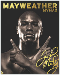 FLOYD MAYWEATHER UNVEILS SIGNATURE MYMAG, HIS FIRST-EVER PERSONAL MAGAZINE
