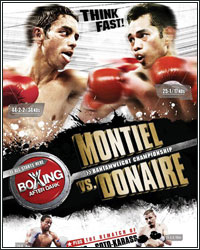 DONAIRE DESTROYS MONTIEL IN 2; BECOMES NEW BANTAMWEIGHT KING