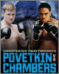 ROUND BY ROUND: POVETKIN VS. CHAMBERS