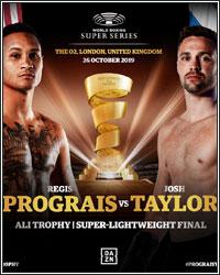 REGIS PRORGRAIS VS. JOSH TAYLOR: BOXING AT ITS BEST