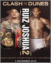 NOTES FROM THE BOXING UNDERGROUND: RUIZ-JOSHUA 2, A DESERT SCREW JOB?