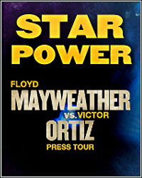 WATCH THE MAYWEATHER VS. ORTIZ PRESS CONFERENCE TOUR LIVE