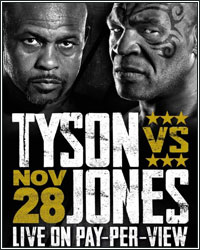COUNTDOWN TO THE TYSON VS. JONES JR. BUSINESS-FRIENDLY CIRCUS