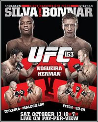 FIGHTHYPE PREVIEW: UFC 153 SILVA VS. BONNAR