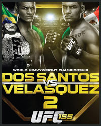 FIGHTHYPE PREVIEW: UFC 155 DOS SANTOS VS. VELASQUEZ 2