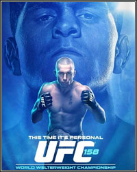 FIGHTHYPE PREVIEW: UFC 158 ST-PIERRE VS. DIAZ