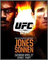 FIGHTHYPE PREVIEW: UFC 159 JONES VS. SONNEN