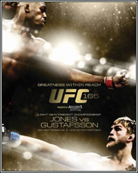FIGHTHYPE PREVIEW: UFC 165 JONES VS. GUSTAFSSON
