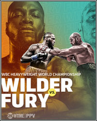 DEONTAY WILDER VS. TYSON FURY TELEVISED UNDERCARD FINALIZED; HURD, ORTIZ, AND JOYCE FEATURED