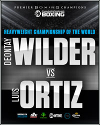 ANDRE DIRRELL VS. JOSE UZCATEGUI 2 OFFICIALLY ANNOUNCED FOR MARCH 3 WILDER VS. ORTIZ CARD