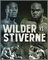 DEONTAY WILDER ANNIHILATES BERMANE STIVERNE IN FIRST ROUND