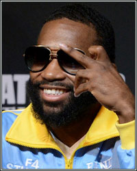 THE RACE TO BEAT UP ADRIEN BRONER