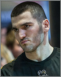 ARTUR BETERBIEV TESTS POSITIVE FOR COVID; TITLE DEFENSE VS. ADAM DEINES POSTPONED