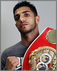 BILLY DIB EYES NOVEMBER RETURN IN DUBAI: