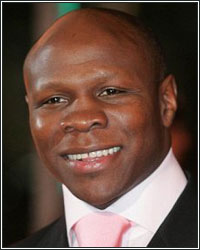 CHRIS EUBANK: