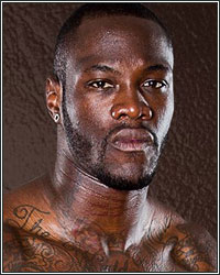 DEONTAY WILDER EVALUATES ANTHONY JOSHUA