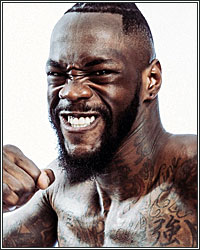 NOTES FROM THE BOXING UNDERGROUND: WILDER HAS ARRIVED
