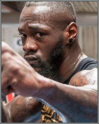 DEONTAY WILDER: ACCEPTING, GROWING, MOVING ON