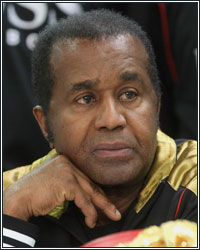 EMANUEL STEWARD PASSES AWAY