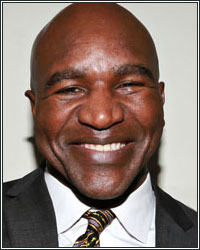 EVANDER HOLYFIELD TELLS MIKE TYSON ABOUT THE TIME