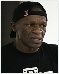 MAYWEATHER SR. TO BE THE