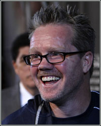 FREDDIE ROACH SET TO WORK FIRST MMA EVENT