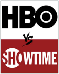 OBSERVE AND FIGHT: THE HBO VS. SHOWTIME WAR RAGES ON WITH NO END IN SIGHT