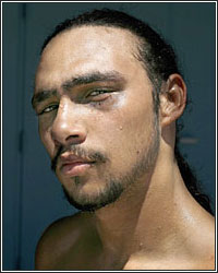 KEITH THURMAN IS LOOKING FORWARD TO THE CHALLENGE OF STOPPING JAN ZAVECK