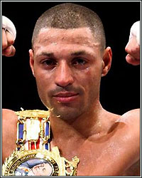 BROOK SUFFERS INJURY; FIGHT WITH ALEXANDER UP IN THE AIR