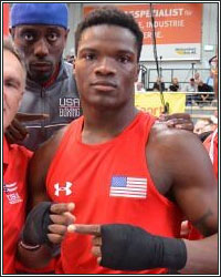KHALIL COE IS TEAM USA'S NEWEST STAR AFTER SHOCKING AMATEUR BOXING WORLD: