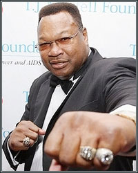 LARRY HOLMES: