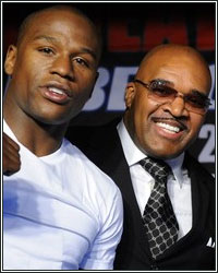 MAYWEATHER PROMOTIONS DENIES NEGOTIATIONS; WHICH SIDE WILL ROSS GREENBRUG TAKE?